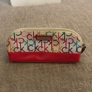 Calvin Klein Cosmetic Bag